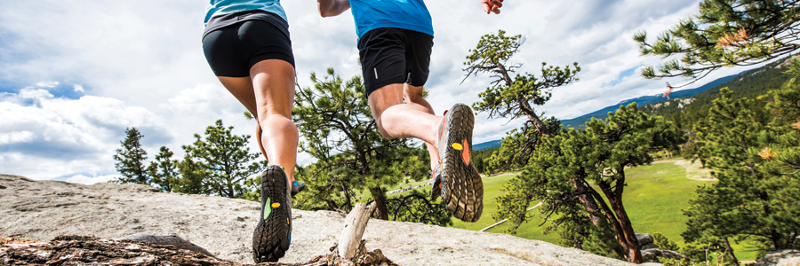 Luonnollisen juoksukurssi barefoot running course