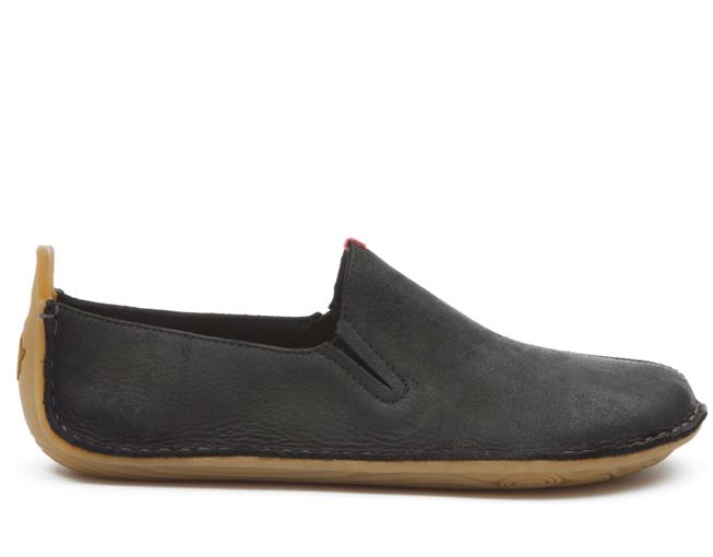 Ababa Leather Black M