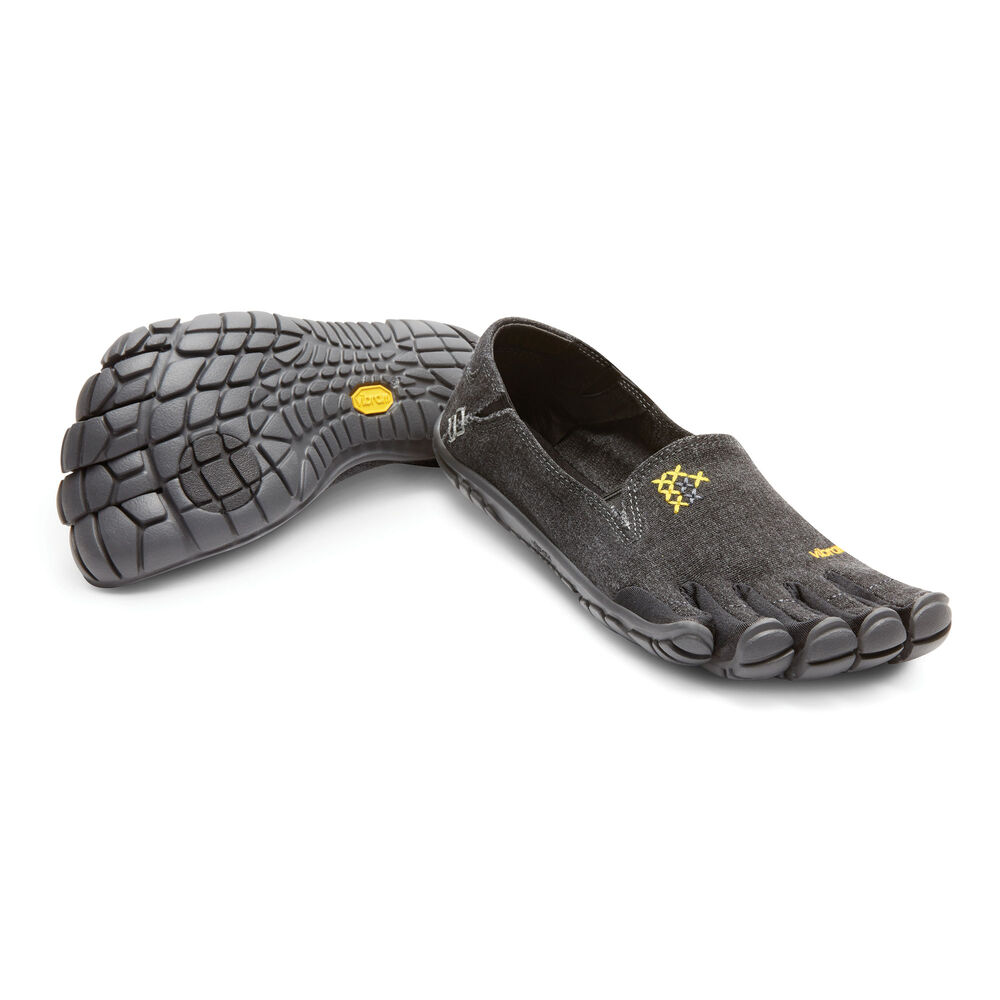 FiveFingers-CVT-Hemp-Grey
