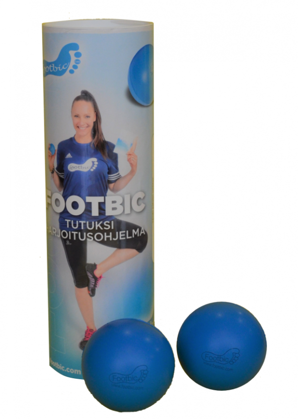 Footbic vahvistaa jalkateriä